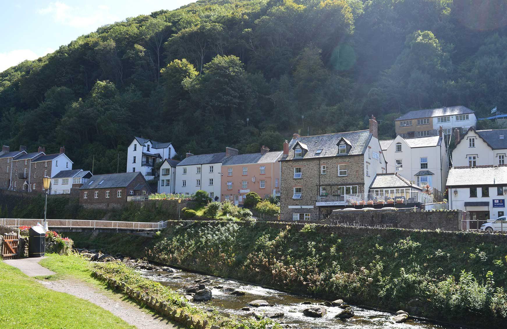 East Lyn House Bed & Breakfast, Lynmouth, Devon