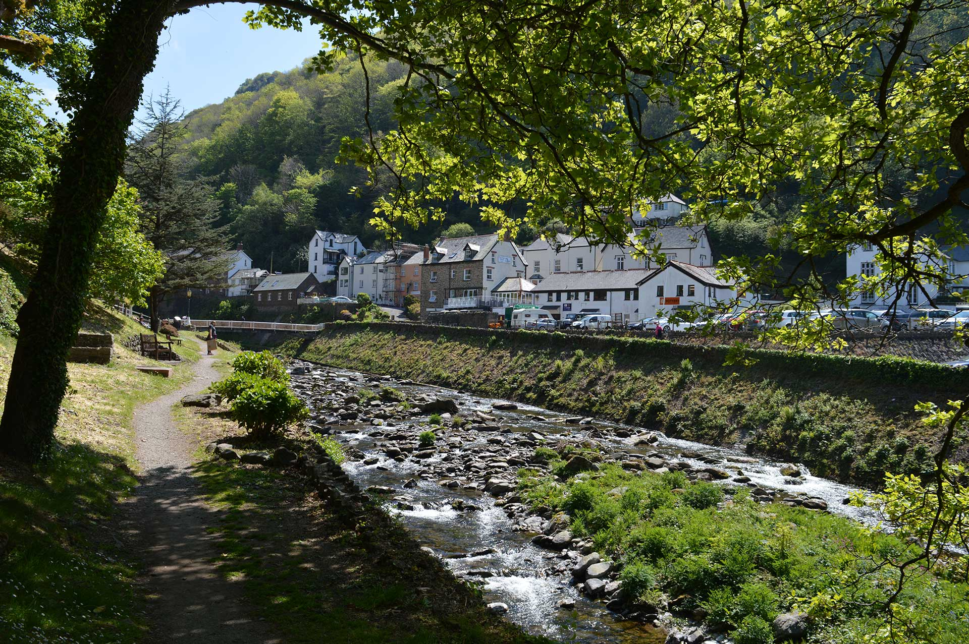 East Lyn House Bed & Breakfast, Lynmouth, Devon