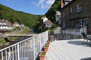 East-Lyn-House-Bed-Breakfast-Lynmouth-Devon-river-terrace