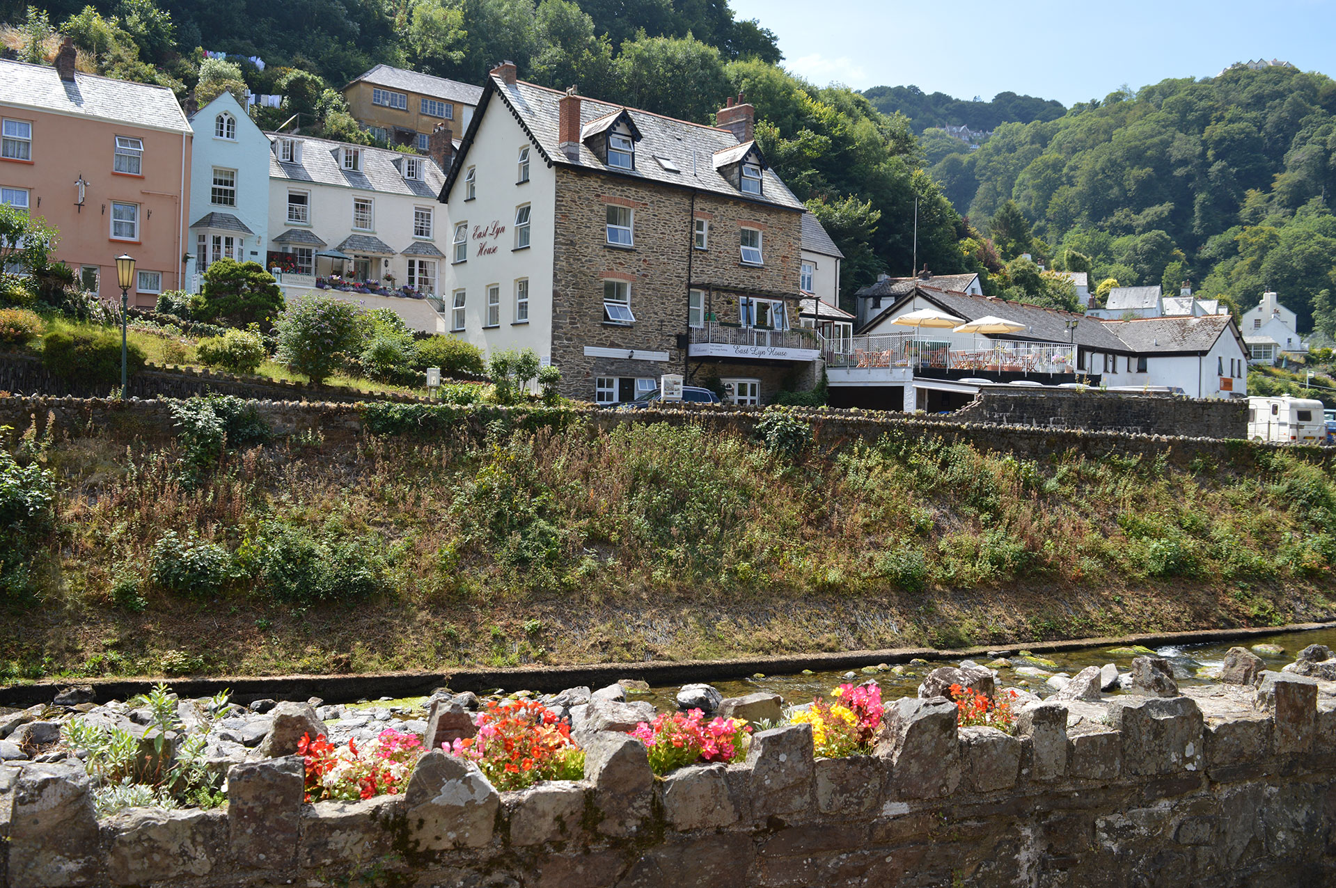 East Lyn House, Bed & Breakfast, Lynmouth