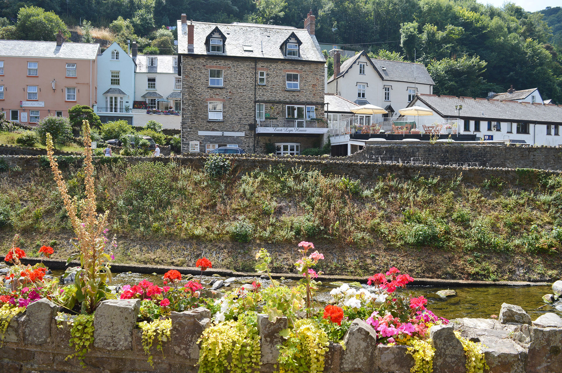East Lyn House Bed and Breakfast, Lynmouth